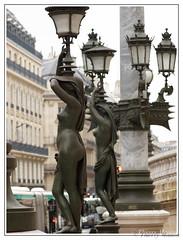Opéra Garnier (thierrymasson94) Tags: paris france opéragarnier opéra lampadaires