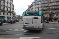 2008-2013 Irisbus Citelis 18 #1968 (busdude) Tags: ratp group rgie autonome des transports parisiens irisbus citelis 18 rgieautonomedestransportsparisiens ratpgroup stif syndicat dledefrance syndicatdestransportsdledefrance