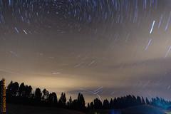 Startrails (Edi Bähler) Tags: aussenaufahme gurnigel himmel kantonbern landschaft nachtaufnahme schweiz startrails sterne switzerland wald bynight landscape outdoor sky