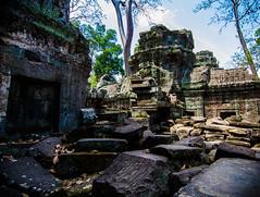 Ruins Beyond Ruins (Arbron) Tags: cambodia taprohm asia2015 rajavihara siemreap temple   krongsiemreap kh