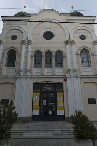 Former Burgas Synagogue, 09.10.2014.