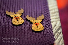 wearing a sweet hug... (dimitra_milaiou) Tags: knit love couple color colour live life sweet beautiful winter xmas purple red face portrait 2 two hug texture knitting athens greece sakalak shop europe greek yarn shopping button lines pure wool nikon d milaiou dimitra stitch pattern sew hobby handknitting lovely moment time art wear christmas holidays rudolf d7100 7100 35mm f18 photography macro close up closeup heart animal wild world planet earth kids children happy happiness smile design fashion store ngc