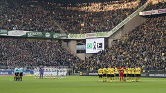 Tribute to Chapecoense (snej1972) Tags: privat fussball soccer calcio futbol borussia borussiadortmund dortmund westfalenstadion suedtribuene fans ultras deutschland