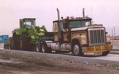 "IH 4300 Eagle ""Keen T/P"" (PAcarhauler) Tags: ih international semi tractor truck trailer"
