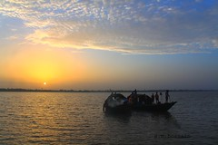 (manwar2010) Tags: people nature water sunrise canon river geotagged flickr you ganga surah explored uluberia googlechrome  almuminun