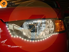 EBSbv, EBS LED position lights for Mitsubishi Colt (EBSbv) Tags: cars car led leds mitsubishi position ebs positionlights ebsbv