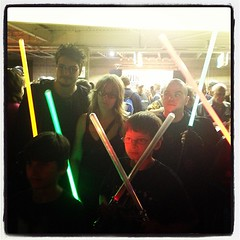 Star Wars night at the Sky Sox. / on Instagram http://instagram.com/p/bKvp39smjo/