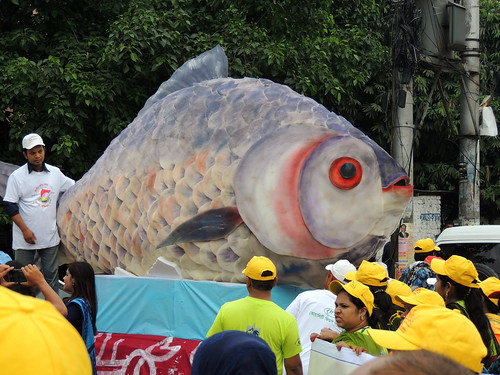 The Big Fish, Dhaka, Bangladesh. Photo by Khandker Hasib Mahnub, 2013.
