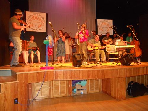 Acadia Trad School Student Concert Week-2 July 2013
