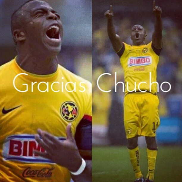 RIP Chucho Benítez. #11 :(