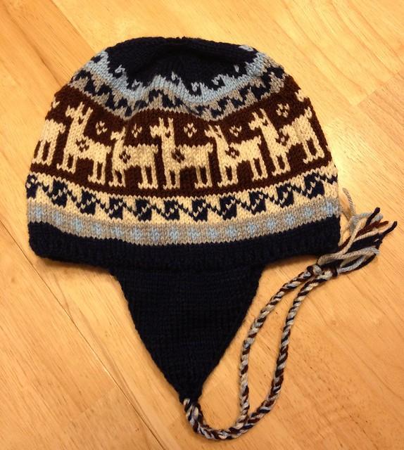 Ravelry Kruthies Llama Hat