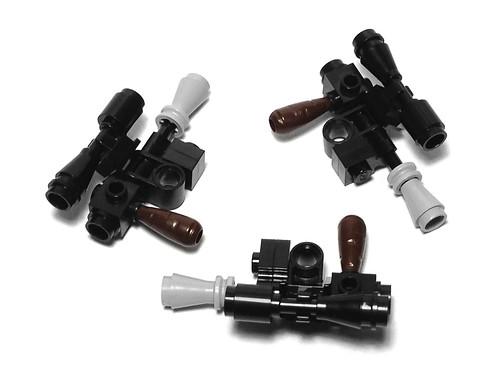 Han Solo's Blaster - LEGO Mini MOC