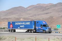 IMG_6904 (RyanP77) Tags: truck cola nevada dump semi gordon pete interstate trailer i80 fedex mack coca tanker peterbilt kenworth tractortrailer w900 frieghtliner crst