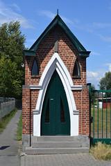 Sint-Antoniuskapel, Appels (Erf-goed.be) Tags: geotagged dendermonde appels kapel oostvlaanderen archeonet sintantoniuskapel geo:lat=510294 geo:lon=40601