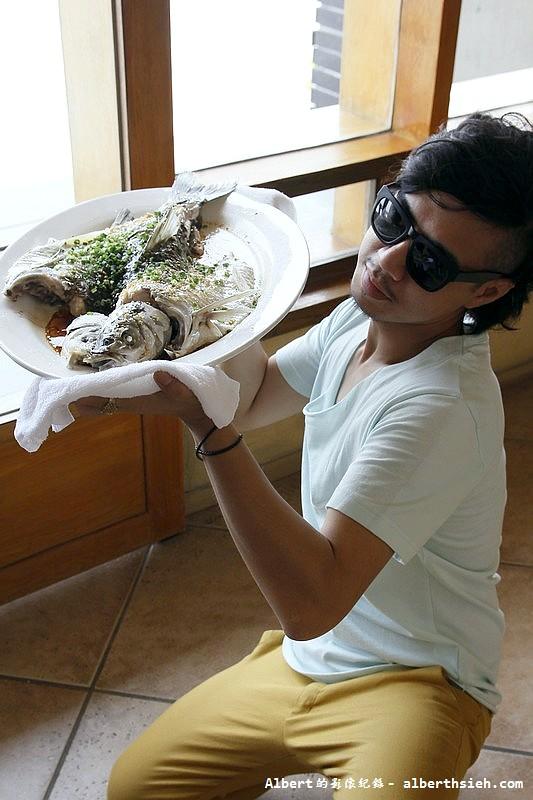 【東莞農家菜】廣東東莞.在水一方南部餐廳:「松山湖炒飯」 (2)