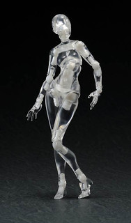 MAXFACTORY全仕事 特別附錄「figma archetype_next:she」