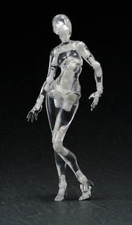 MAXFACTORY全仕事 特別附錄「figma archetype_next:she」