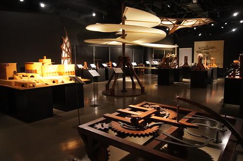 01 Da Vinci - The Genius Exhibition