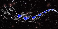 rey serp hips (F A L T A) Tags: star king drawing snake story galaxy corona manuel sin estrellas rey draw fin dibujo historia galaxia endless serpiente peraldi