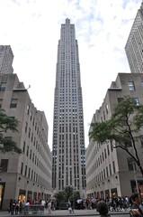 Rockefeller Center (Ozzy Green) Tags: ny newyork building manhattan rockefellercenter timessquare empirestatebuilding wtc chryslerbuilding met yankeestadium topoftherock metropolitanmuseumofart thehighline fifthav ozzygreen worldtredecenter