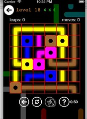 FlowArrange 6 X 6 levels - -14420840 (hilery_FlowArrange) Tags: flow iphone arrange ipad