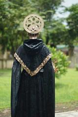 San Nicolas de Tolentino of Sta. Rita Pampanga (sannicolascsfp@ymail.com) Tags: saint de san tata nicholas nicolas tolentino kulas apung culas