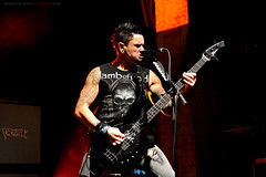 Bullet For My Valentine (dima.james) Tags: new york ny for james concert live huntington valentine bullet dima paramount my d7100 vision:night=0916