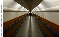Walkway, St Joseph's Hospital (jwvraets) Tags: abstract nikon hamilton gimp walkway opensource stjosephshospital d7100 nikkor18105mmvr