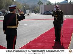 (Royal Hashemite Court) Tags: november amman parliament jordan lm speech throne hashemite rhc 2013 kingabdullahii
