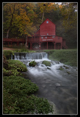 Hodgson Water Mill - No. 1 (Nikon66) Tags: mill waterfall nikon missouri ozarks watermill d800 ozarkcounty hodgsonwatermill 2470mmf28nikkor ©copyright