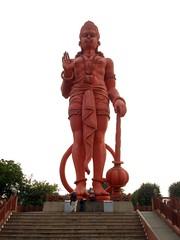 Jai Bajrang Bali (Mohan.Singh) Tags: temple god delhi religion hindu hinduism deity newdelhi chattarpur chatarpur sankatmochan lordhanuman hanumanji chhatarpur bajrangbalimaruti