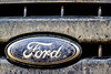 Ford (Chadwise) Tags: blue ford truck grill vehicle motor tough