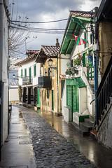 portu zaharra (Juan Ig. Llana) Tags: puerto puertoviejo casas bizkaia ikurria getxo algorta portuzaharra