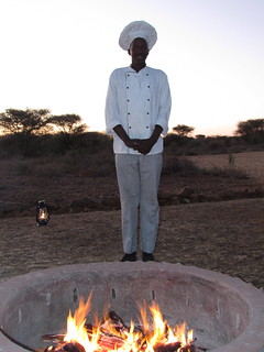 Namibia Safari - Lake Lodge 4