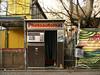 30_g (32) (Heiko Haberle) Tags: berlin baulücke baulücken brandwand brandwände brache brachen abandoned vacant lot lots empty lostplaces baracken provisorium fotoautomat photomachine