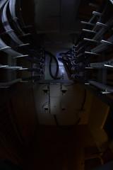 Eerie (dvanzuijlekom) Tags: december power arnhem thenetherlands klarendal bunker vault kpn nco emp communications coldwar ptt communicatie agnietenstraat 2013 koudeoorlog 07924 staatsbedrijfderptt electromagneticpulse canoneos7d staatsbedrijfderposterijentelegrafieentelefonie deleukelinde districtsbunker districtscentrale nucleairenchemischbeveiligdeonderkomens atoomkelder noodnet ncozaal