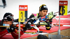 Men Sprint - WC Biathlon Annecy-Le Grand-Bornand 2013