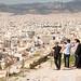 Atenas, Vista desde a Acropole.