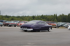 Mercury 1950 (Drontfarmaren) Tags: pictures summer classic car 30 vintage gallery power mercury sweden cruising american end coverage aug meet 1950 bilder emmaboda galleri 2013 drontfarmaren