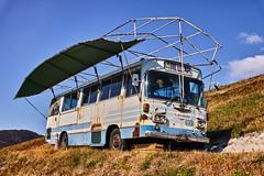 PhoTones Works #4196 (TAKUMA KIMURA) Tags: bus nature car landscape scenery    kimura   takuma  sd1  photones