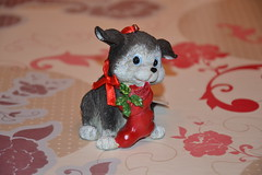 Dog (MissLilieDolly) Tags: santa christmas light dog chien tree ball de bright suspension decoration garland collection figure fir hanging characters claus dolly figurine nol miss lilie dcoration guirlande sapin boule pre personnage lumineuse missliliedolly