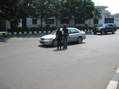 road unsafety (SUTP) Tags: mist indonesia asia jakarta developingcountry roadsafety lackofcrosswalk lackofpedestrianinfrastructure roadunsafety lackofpedestrianfacilities