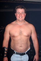 DSC07728Eddie (Mike WMB) Tags: bear chicago 2004 goatee cub bearpride