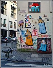 BRUSELAS (By_Star) Tags: belgica bruselas brujas gante urbanart art