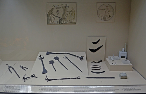 Iron Age-Hellenistic metal instrumentum domesticum from the area of Aiani, 2