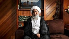Sheikh during his interview with Sydney Morning Herald