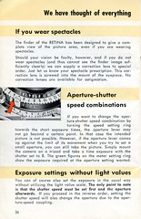 Kodak Retina IIIc - How to use it -  Page 26 (TempusVolat) Tags: camera old art film 35mm vintage photography reading book design interesting model scans graphics flickr mr image kodak pages scanner steps picture scan read 1950s howto instrument scanned getty epson instructions material info how booklet guide manual scanning leaflet gw information printed gareth instruction perfection shared pamphlet viewfinder tempus v200 kodakretina howtouseit morodo iiic epsonscanner retinaiiic photoscanner epsonperfection chromeage kodakag smallc volat mrmorodo garethwonfor tempusvolat retinaiiicretina