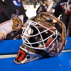 2014-01-25_Bordeaux-Nantes_122 (Eric LE GAL) Tags: hockey helmet patinoire casque nahg lescorsairesdenantes division120132014 bordeauxpatinoiremériadeck lesboxersdebordeaux