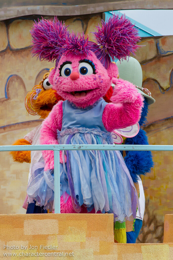 Abby Cadabby At Disney Character Central