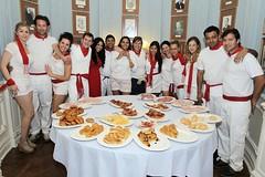 "San Fermín Desayuno VIP Breakfast 27 <a style=""margin-left:10px; font-size:0.8em;"" href=""http://www.flickr.com/photos/116167095@N07/12268495325/"" target=""_blank"">@flickr</a>"